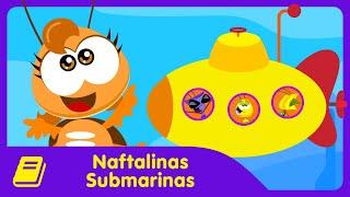 Gallina Pintadita Mini - Historieta - Naftalinas Submarinas