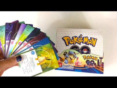 EVERY SINGLE CARD IS FOIL??! FAKE POKEMON GO CARD BOOSTER BOX OPENING!
