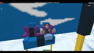 ROBLOX Boys Reaction To Drop tower