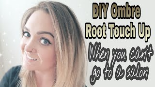 At home Root Touch Up|Ombré|Root smudge