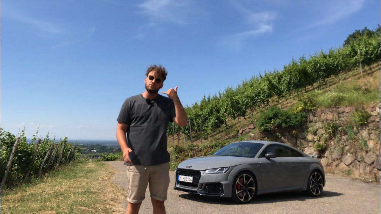 2019 Audi TT RS (400 PS) Facelift 🏔   Fahrbericht   FULL ...