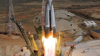 Russians Launch Progress M 28M   YouTube
