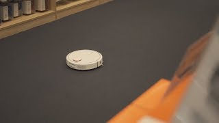 H ρομποτική σκούπα της Xiaomi είναι εδώ!