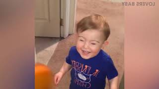 TOP 5 BEST FUNNY Baby Reaction to Hairdryer - Cute Baby Video