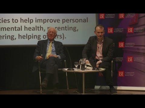 LSE Events | The Origins of Happiness: Andrew Marr in conversation with Richard Layard