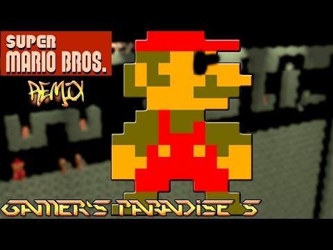 Gamer's Paradise - Super Mario Bros. (NES)| Underground Bump