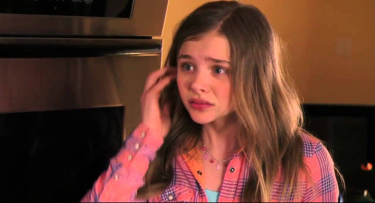 Chloe Grace Moretz S Scene In Movie 43 2012 720p Youtube