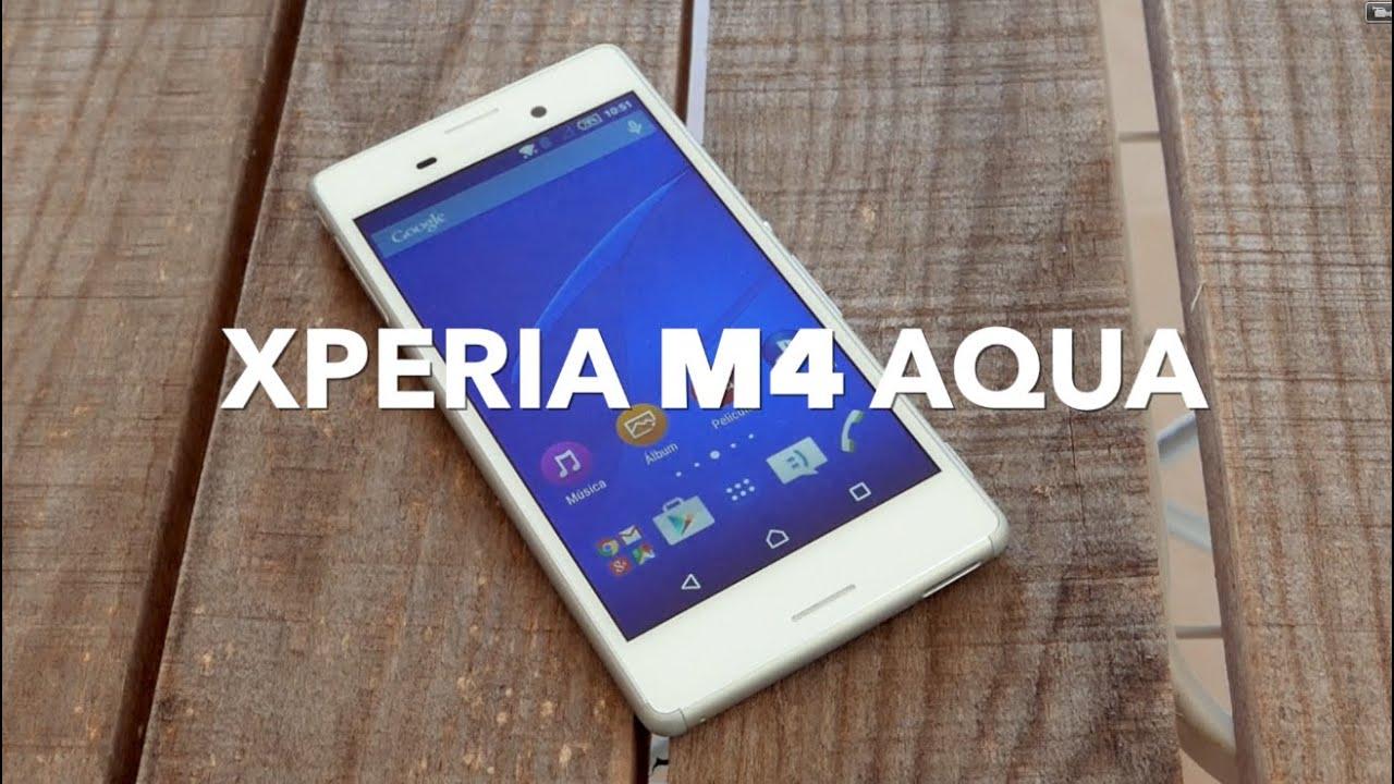Sony Xperia M4 Aqua, análisis: genial en diseño y autonomía