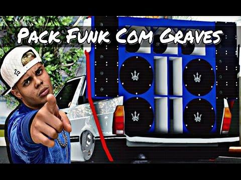PACK DE MUSICAS DE FUNK COM GRAVE ♠ DOWNLOAD ♠ ✓ 2017