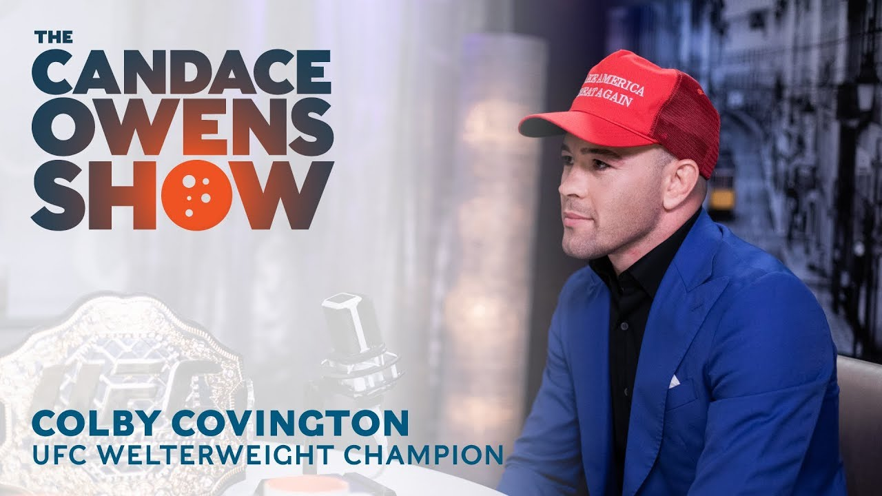 The Candace Owens Show: Colby Covington - PragerU