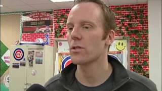 Len Kasper Visits Still Middle School