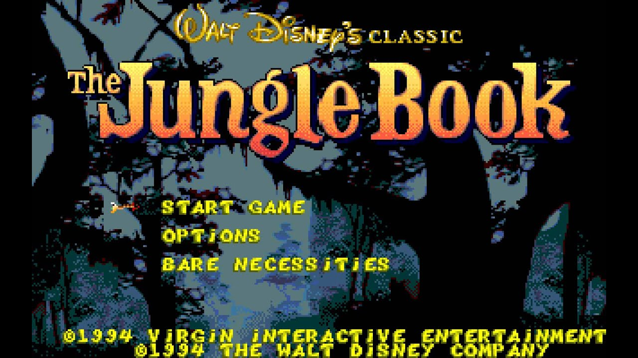 Disney's the jungle book free download « igggames.