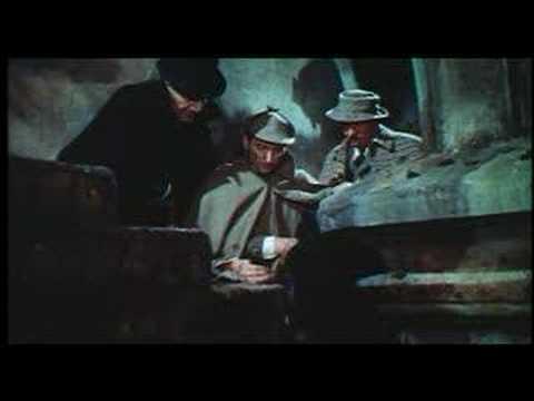 Hound of the Baskervilles 1959 Original Trailer