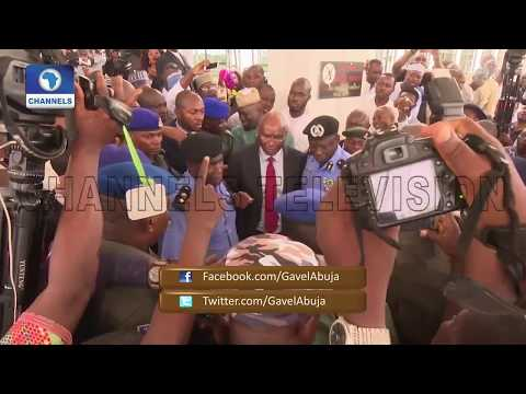 Mace Snatching: I Only Went To The Senate To Resume Work, Omo-Agege Denies Involvement |The Gavel|