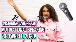 Showreel 2020 - Inspiring Vanessa