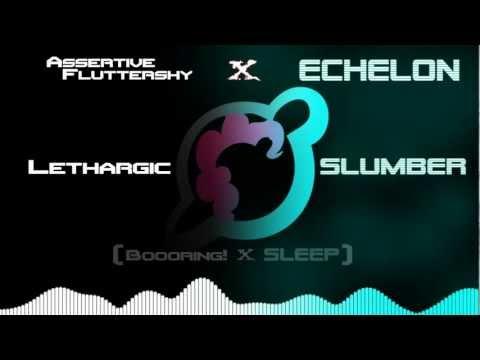 Assertive Fluttershy x Echelon - Lethargic Slumber