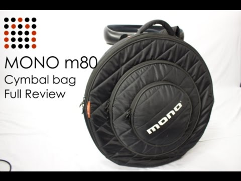 Mono Cymbal Bag Review