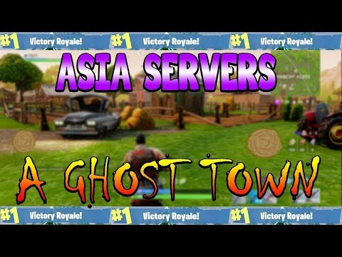 HOW TO GET INTO ASIA SERVERS ON FORTNITE!