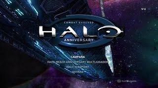 Vídeo Halo: Combat Evolved Anniversary