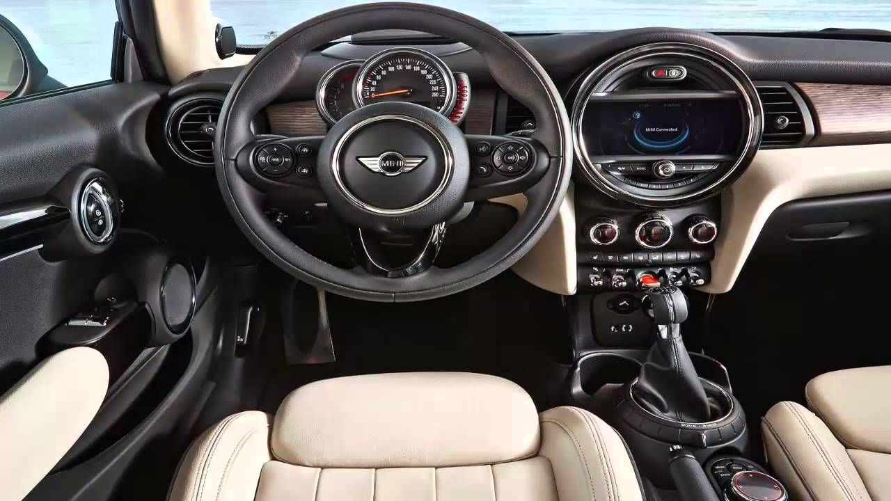 Mini Cooper Turbo >> Mini Cooper 2015 1.5 Turbo 136 cv - YouTube