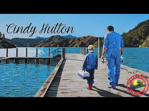 Fine Art Tips with Cindy Hutton on Colour In Your Life