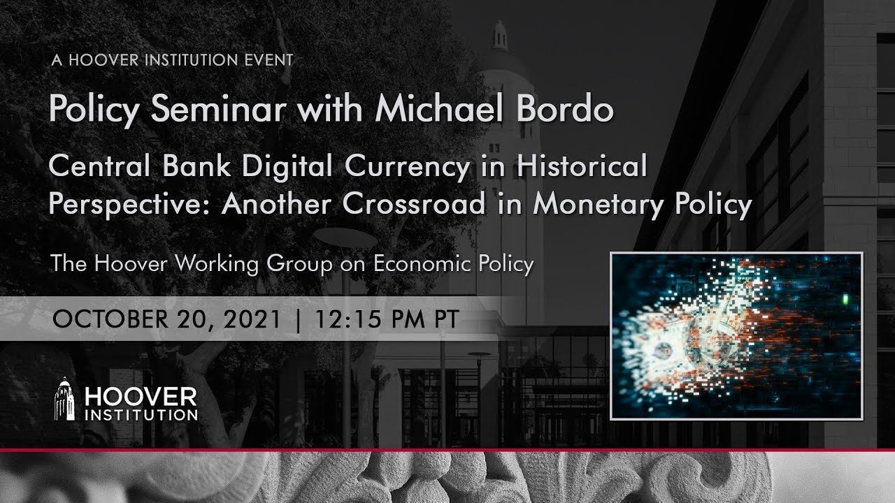 Download Policy Seminar with Michael Bordo