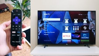 TCL 50-Inch 4K Roku TV Review: More Roku Than TV