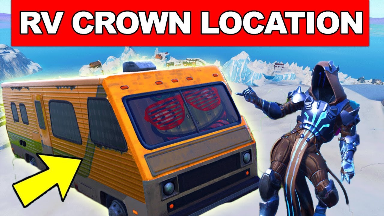 Dance On Top Of A Crown Of Rv S Location Week 1 Challenges