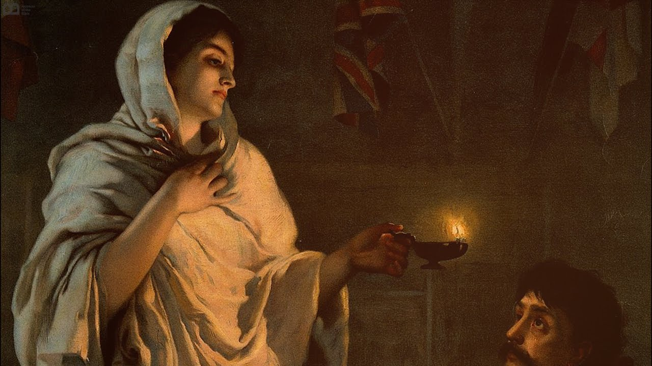 Florence Nightingale: The Lady with the Lamp! - YouTube