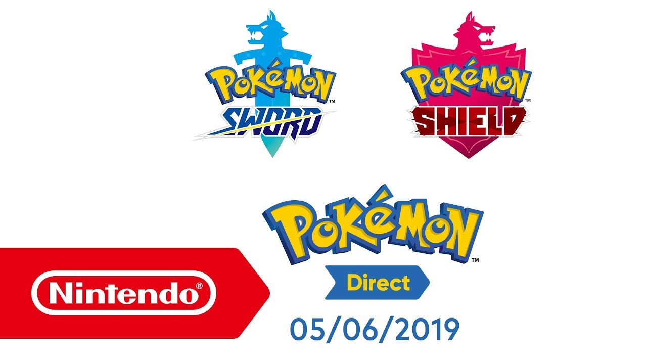 Pokemon Sword And Shield Features Open World Area With Multiplayer