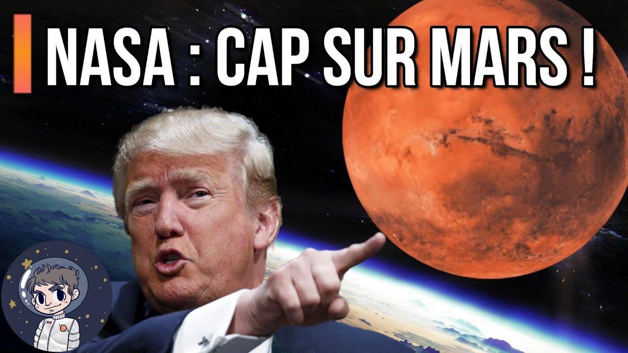 La NASA met le cap sur MARS avec PERSEVERANCE- Le Journal de l'espace #46 - Culture générale