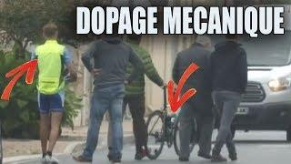 Dopage Mécanique Cyclisme - Premier Cas en France !