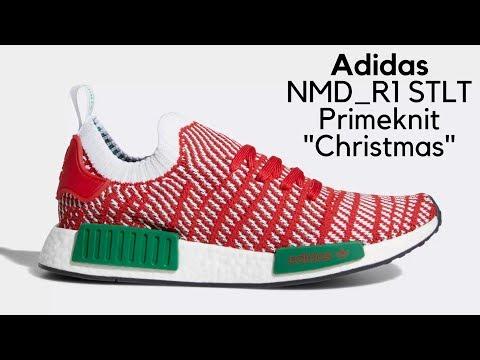 Adidas NMD_R1 STLT Primeknit \