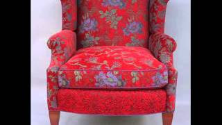 Upholstered Living Room Chairs Accent Chairs
