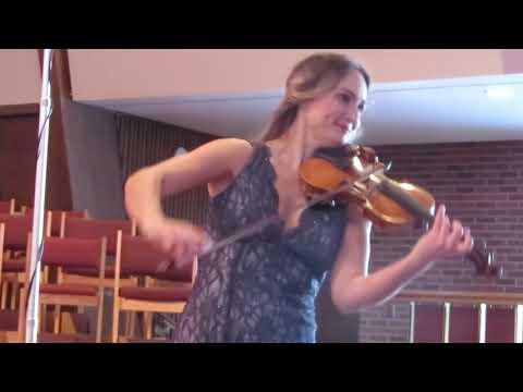 """Olga Smola Plays """"Feeling Good"""""""