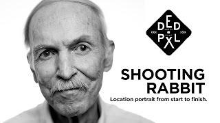 Location Portrait Shoot :: Lighting to Lightroom