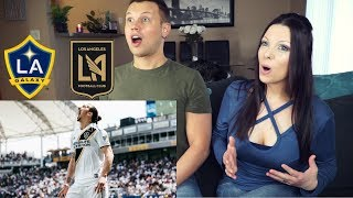 Zlatan Ibrahimovic | FIRST EVER MLS GOAL | LA GALAXY VS LOS ANGELES FC reaction