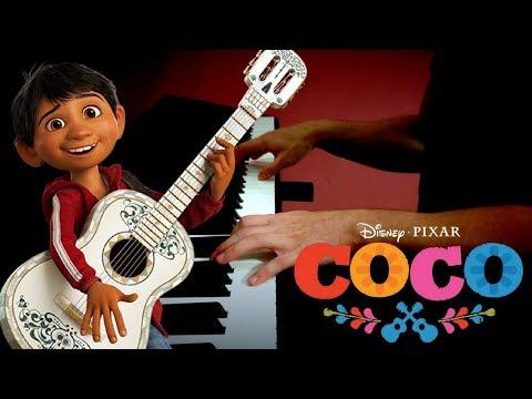 DisneyPixar&39;s COCO - Piano Medley