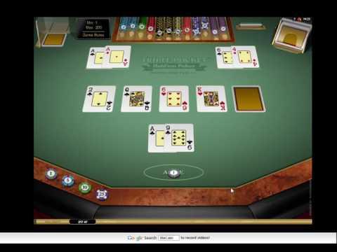Roulette courtesy line bet