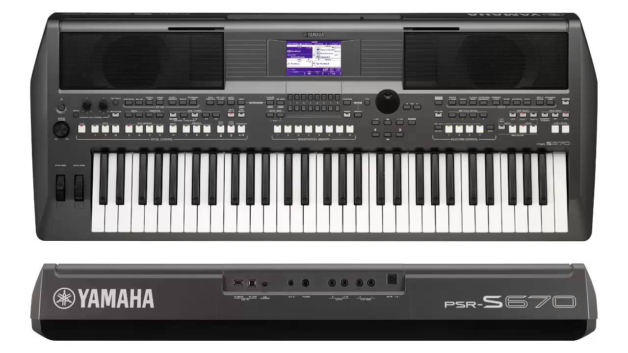 demo voice yamaha psr s670 youtube. Black Bedroom Furniture Sets. Home Design Ideas