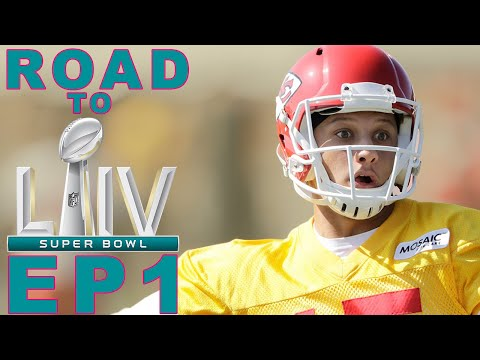 Players Arrive at Training Camp & Begin Prep for the 2019 Season | Road to Super Bowl LIV Episode 1