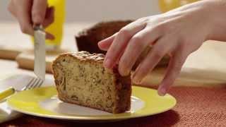 Banana Bread Recipe - How To Make Banana Bread