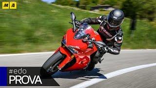 Ducati SuperSport 939S TEST [ENGLISH SUB]