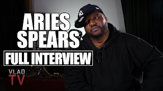 Aries Spears on Corey Holcomb, Jordan Peele, and New Rappers (Full Interview)