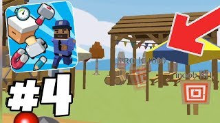 NOOBS VS PROS! THIS IS INSANE! | Hide.io Gameplay Walkthrough Part 4 (Prop Hunt io Game)