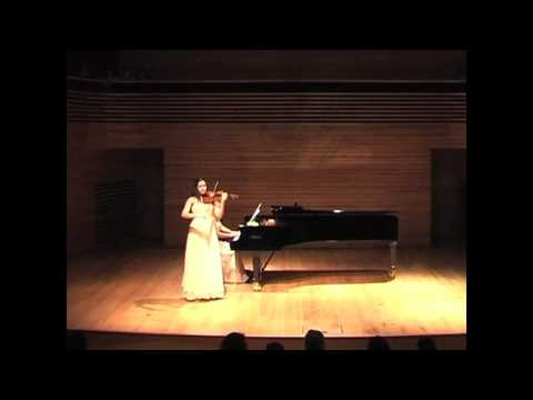 Aisha Syed performs 'In the style of Albéniz' and 'Humoresque' by Rodion Shchedrin