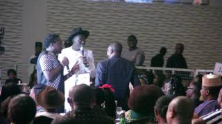 KLINT DA DRUNK  VS AKPORORO IN COMEDY BATTLE FT DJ NANA