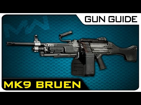 Mk9 Bruen Stats & Best Class Setups! | Modern Warfare Gun Guide #35