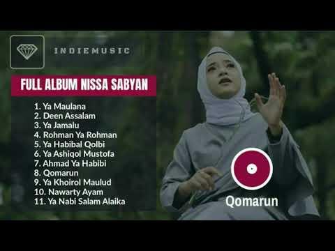 Nissa Sabyan Full Album 2018 - Qomarun Mp3