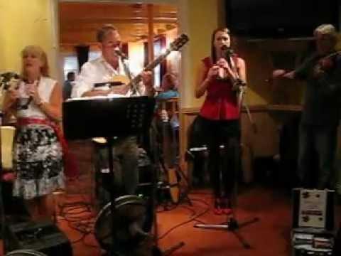 Galway Girl Steve Earle song Irish music band Black Velvet Cornwall